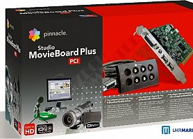 Pinnacle studio movieboard plus 700-PCI