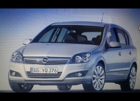 Opel Astra H 2004-2010рр.
