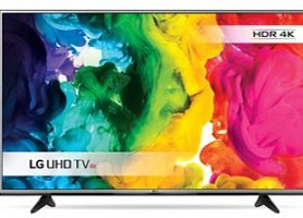 "LG 55 UH605V "" 4K UHD 1200Hz Smart Tv"