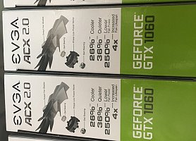 Видеокарты geforce gtx
