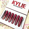 Набор помад Kylie Valentine Collection из 6 штук.