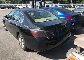 Honda accord, 2014