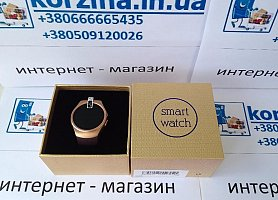 Смарт часы Smart Watch KW18. Новые