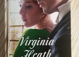 "Virginia Heath ""Her Enemy at the Altar"", книга на английском"