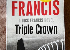 "Felix Francis ""Triple Crown"",детектив,триллер"