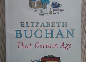 "Elizabeth Buchan ""That certain age"",женский роман"