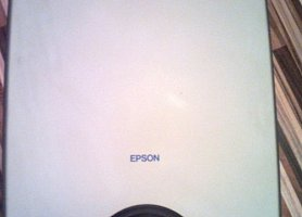 Сканер epson perfection 660