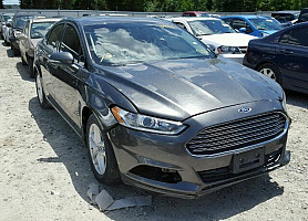 Ford fusion, 2016