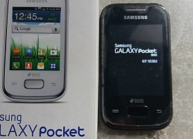 Смартфон Samsung Galaxy Pocket Duos GT-S5302