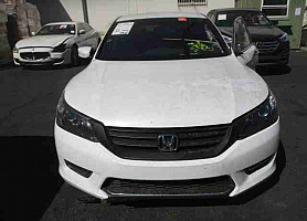 Honda accord, 2015