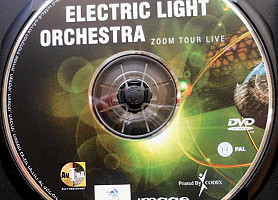 DVD диск Electric Light Orchestra (ELO)