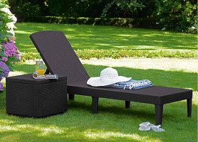 Шезлонг Allibert Jaipur Sun Lounger ( Джайпур )