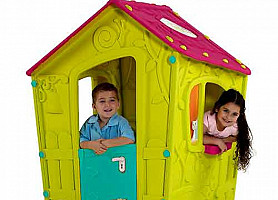 Игровой домик Magic Playhouse Allibert, Keter