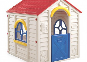 Игровой домик Rancho Playhouse Allibert, Keter