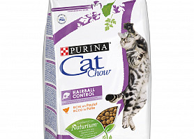 Cat Chow Special Care Hairball Control, 15 кг