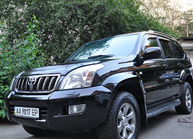 Toyota land cruiser prado 120, 2007