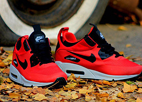 """Nike Air Max Mid Winter """"Red"""""""