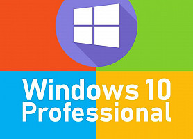 Ключ лицензии Windows 10 Pro