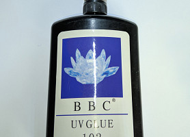 Клей BBC UV GLUE 102 для стекла.
