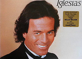 Пластинка Julio Iglesias - 1100 Bel Air Place