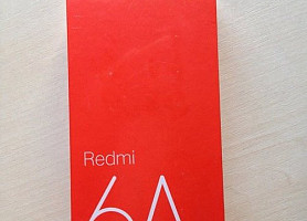 Смартфон Xiaomi Redmi 6A 2/16 Blue Global Version синий