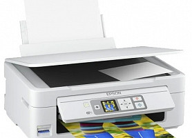 Цветной принтер Epson Expression Home XP-352 Wi-Fi, белый