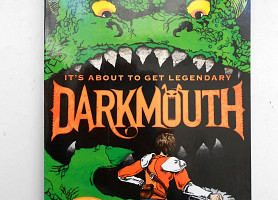Книга на английском Darkmouth Shane Hegarty