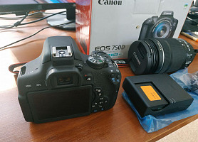 Canon EOS 750D EF-S 18-135mm IS STM Kit