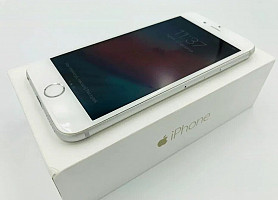 iPhone 6s 64Gb Silver original Neverlock+Гарантия