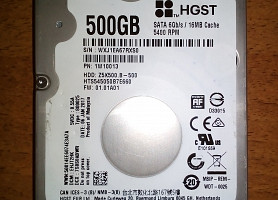 HDD Hitachi 2.5
