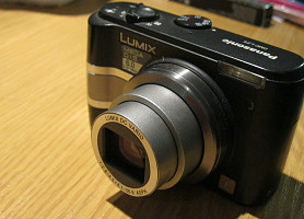 Фотоаппарат Panasonic Lumix DMC-LZ5
