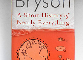 Книга на английском Bill Bryson A Short History of Nearly Everything