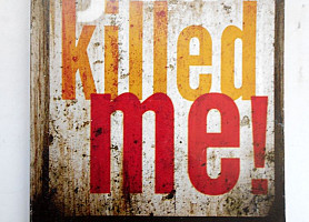 Книга на английском You Killed Me! Ты убил меня! Keith Gray Кит Грей