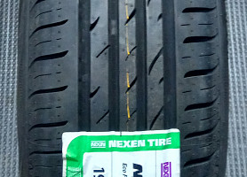 195/65R15 91V Nexen NBLUE HD PLUS Шина на лето