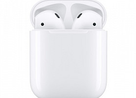 Оригинальные Apple AirPods Wireless with Wireless Charging Case