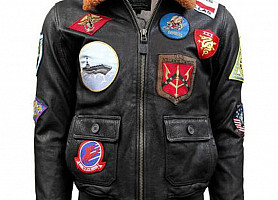 Оригинальная куртка Top Gun 2 Maverick Official Flight Jacket