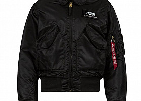 Куртка Пілот CWU 45/P Alpha Industries (Black)