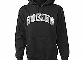 Толстовка Varsity Pullover Hooded Sweatshirt (Black)