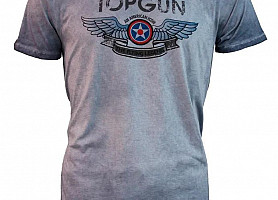 "Футболка Top Gun ""Wings Logo"" Tee (Navy)"