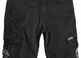Шорты Top Gun Cargo Shorts (Black)