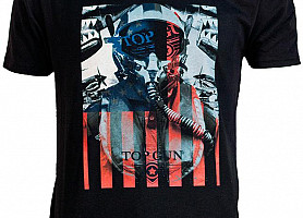 "Футболка Top Gun ""Fighter"" Tee (Black)"