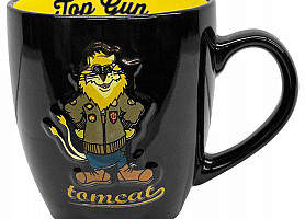 "Кружка Top Gun ""TOMCAT"" Coffee Mug"