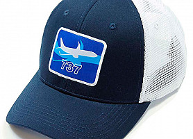 Кепка Boeing 737 Shadow Graphic Hat