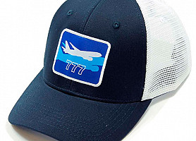 Кепка Boeing 777 Shadow Graphic Hat