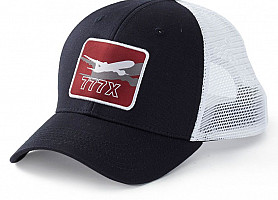 Кепка Boeing 777X Shadow Graphic Hat