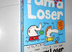 Книга для детей Barry Loser Lam not a Loser Jim Smith
