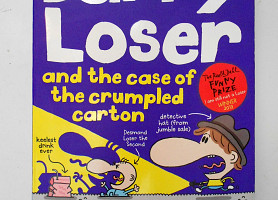 Книга Barry Loser and the case of the crumples carton Jim Smith