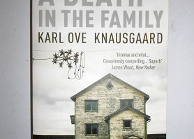 Книга A Death In The Family Karl Ove Knausgaard Карл Уве Кнаусгаард