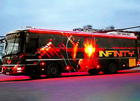 392 Автобус Party Game Bus Infinity