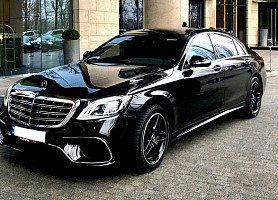 82 Vip Mercedes-Benz S550 AMG 4MATIC W222 Restyling